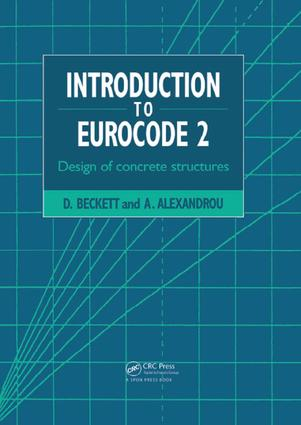 Introduction to Eurocode 2: Design of concrete structures