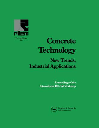 Concrete admixtures - key components of modern concrete