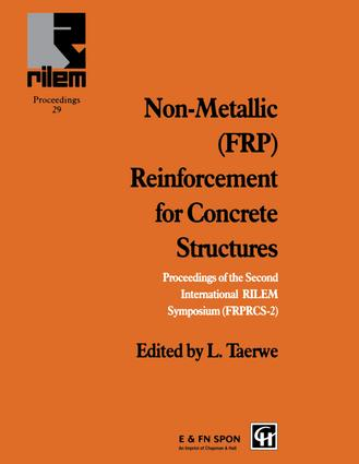 Magnetic characteristics of the 3-dimensional FRP reinforcement used for non-magnetic chamber