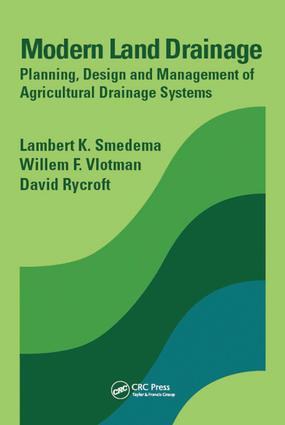 Modern Land Drainage