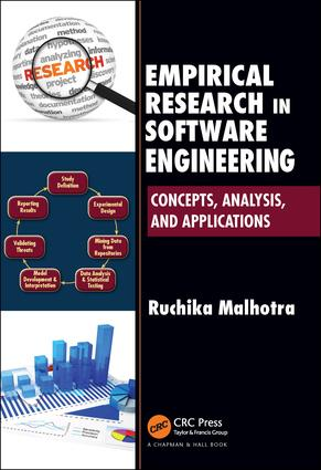 Empirical Research in Software Engineering: Concepts, Analysis, and Applications, 1st Edition (e-Book) book cover