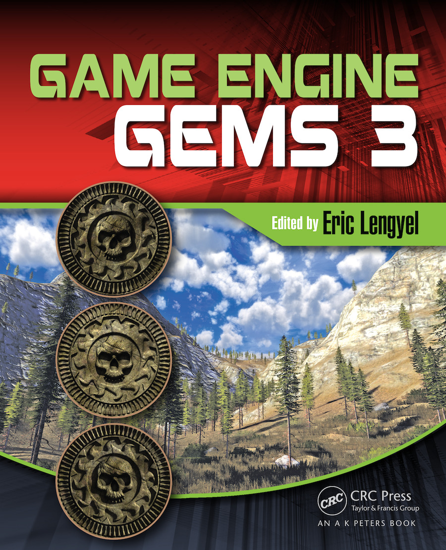 Game Engine Gems 3 book cover