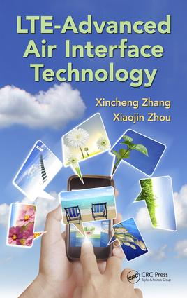 LTE-Advanced Air Interface Technology: 1st Edition (e-Book) book cover