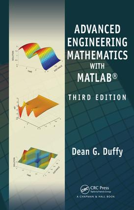 Advanced Engineering Mathematics with MATLAB: 3rd Edition (e-Book) book cover