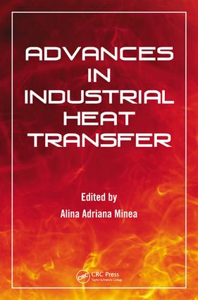 Advances in Industrial Heat Transfer: 1st Edition (e-Book) book cover