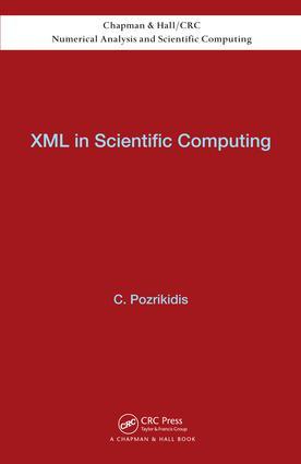 XML in Scientific Computing: 1st Edition (e-Book) book cover