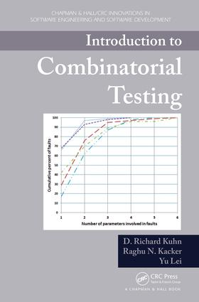 Introduction to Combinatorial Testing: 1st Edition (e-Book) book cover