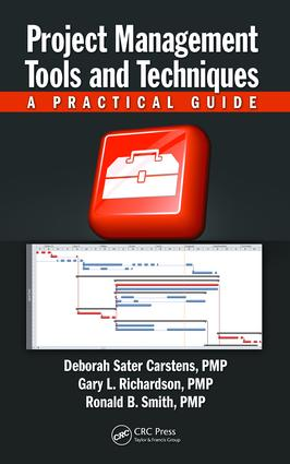 Project Management Tools and Techniques: A Practical Guide, 1st Edition (e-Book) book cover