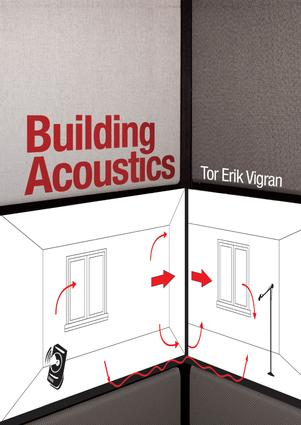 Building Acoustics: 1st Edition (e-Book) book cover