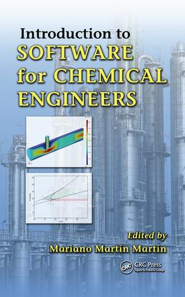 Introduction to Software for Chemical Engineers: 1st Edition (e-Book) book cover