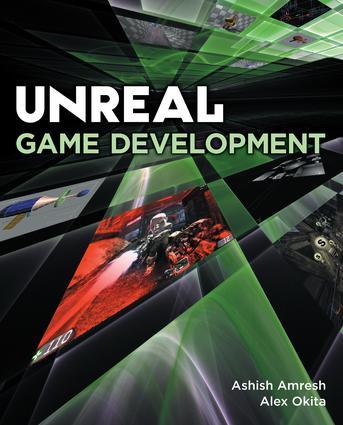 Unreal Game Development: 1st Edition (e-Book) book cover