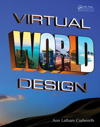 Virtual World Design book cover