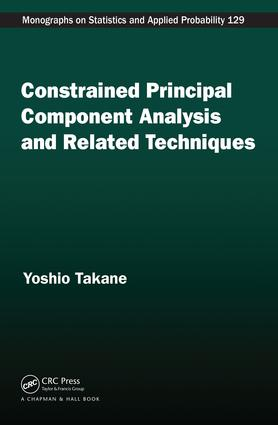 Constrained Principal Component Analysis and Related Techniques