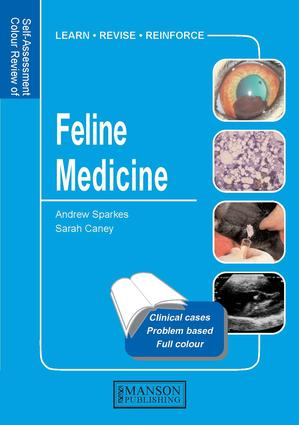 Feline Medicine: Self-Assessment Color Review, 1st Edition (e-Book) book cover