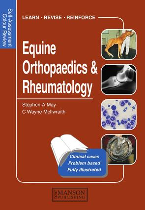 Equine Orthopaedics and Rheumatology: Self-Assessment Color Review, 1st Edition (e-Book) book cover