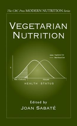 Vegetarian Nutrition: 1st Edition (e-Book) book cover