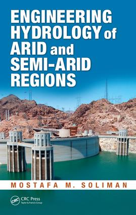 Engineering Hydrology of Arid and Semi-Arid Regions: 1st Edition (e-Book) book cover