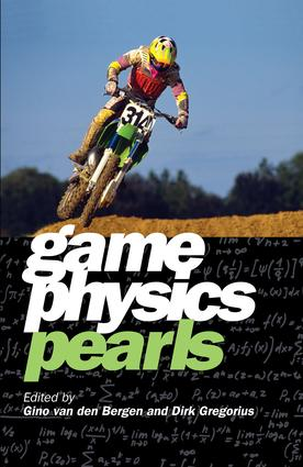 Game Physics Pearls: 1st Edition (e-Book) book cover