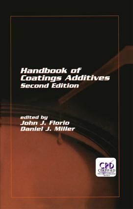 Handbook Of Coating Additives: 2nd Edition (e-Book) book cover
