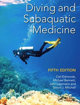 Diving and Subaquatic Medicine: 5th Edition (e-Book) book cover