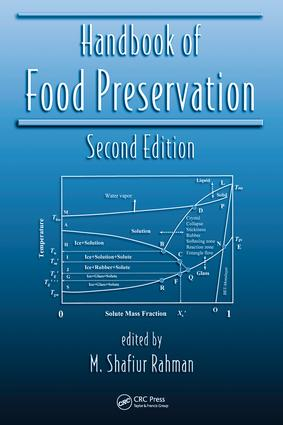 Handbook of Food Preservation: 2nd Edition (e-Book) book cover