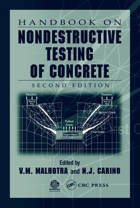 Handbook on Nondestructive Testing of Concrete: 2nd Edition (e-Book) book cover