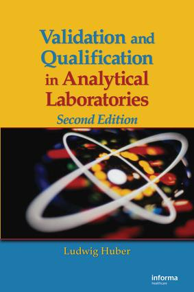 Validation and Qualification in Analytical Laboratories: 2nd Edition (e-Book) book cover