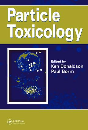 Particle Toxicology: 1st Edition (Hardback) book cover