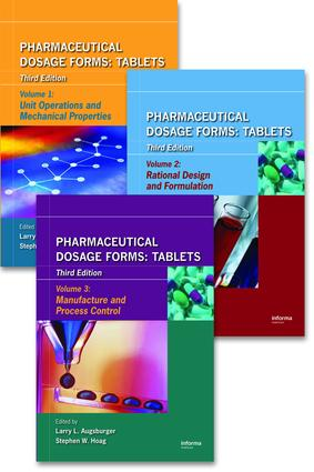 Formulation of Specialty Tablets for Slow Oral Dissolution