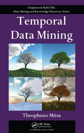 Temporal Data Mining: 1st Edition (e-Book) book cover