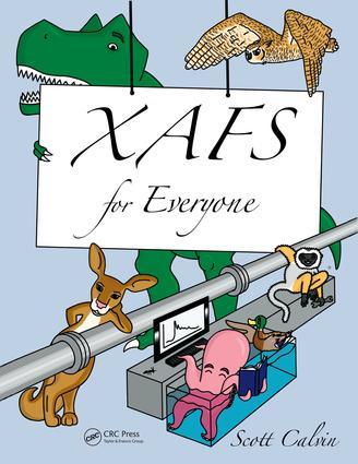 XAFS for Everyone: 1st Edition (e-Book) book cover