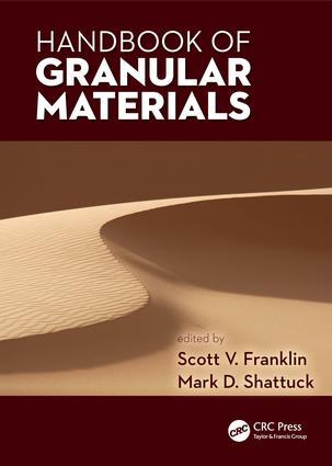 Handbook of Granular Materials: 1st Edition (e-Book) book cover