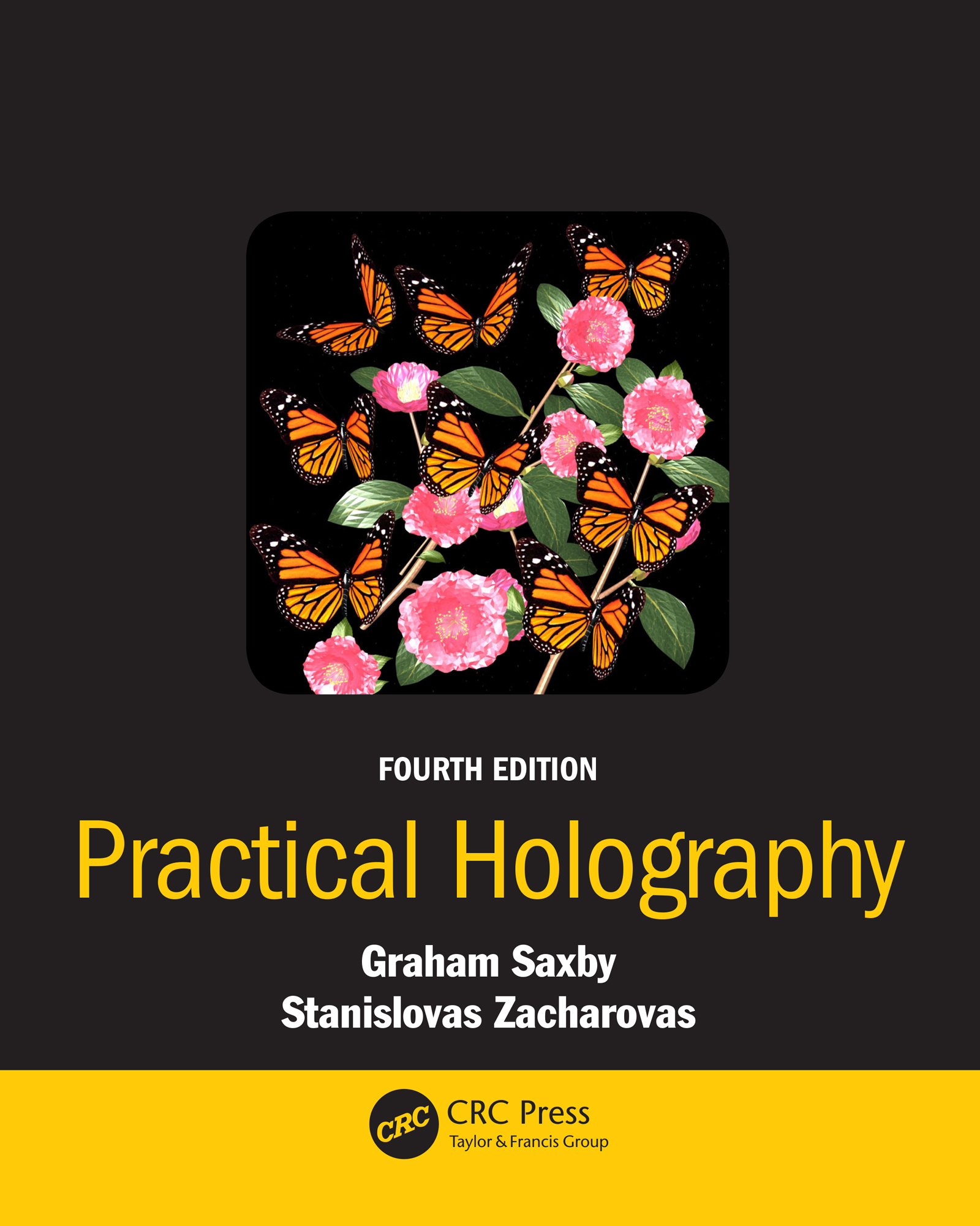 Practical Holography - CRC Press Book