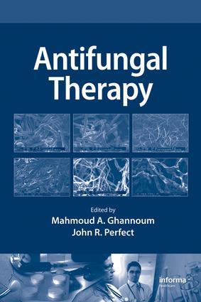 Antifungal Therapy: 1st Edition (e-Book) book cover