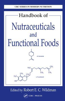 Handbook of Nutraceuticals and Functional Foods