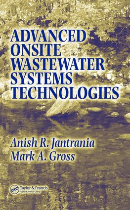 Advanced Onsite Wastewater Systems Technologies: 1st Edition (e-Book) book cover