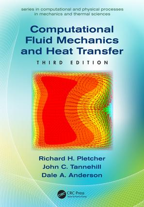 Computational Fluid Mechanics and Heat Transfer: 3rd Edition (e-Book) book cover