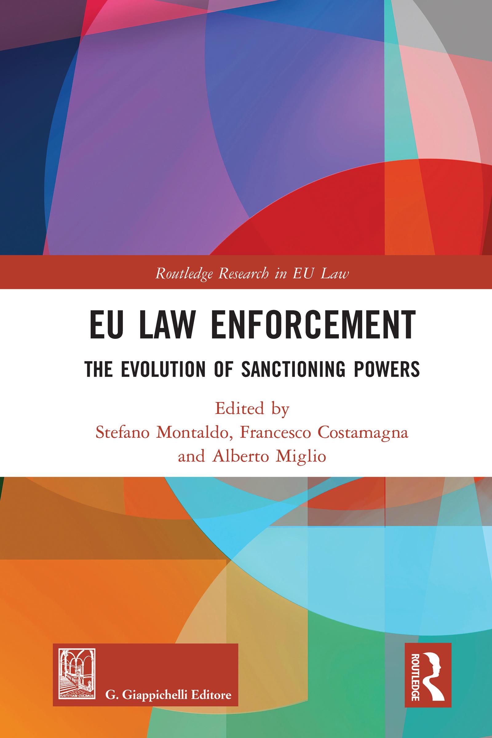 EU Law Enforcement The Evolution of Sanctioning Powers