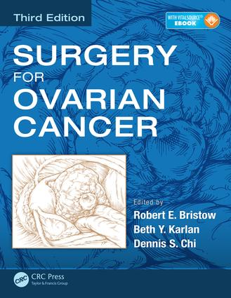 Surgery for Ovarian Cancer: 3rd Edition (e-Book) book cover