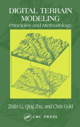 Digital Terrain Modeling: Principles and Methodology book cover