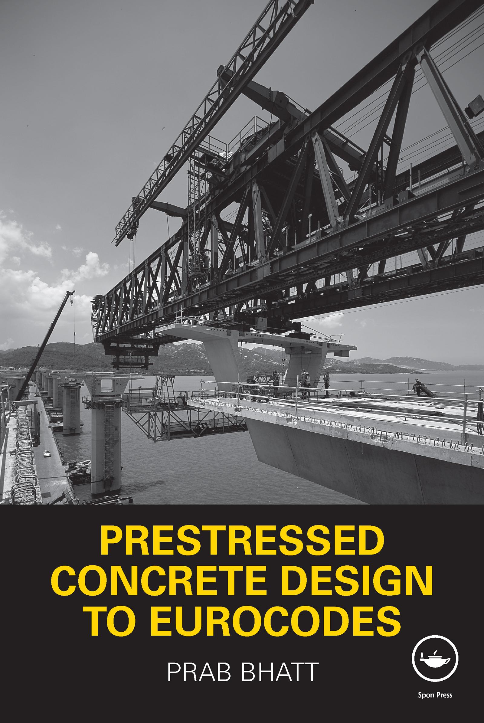 Prestressed Concrete Design to Eurocodes: 1st Edition (e-Book) book cover