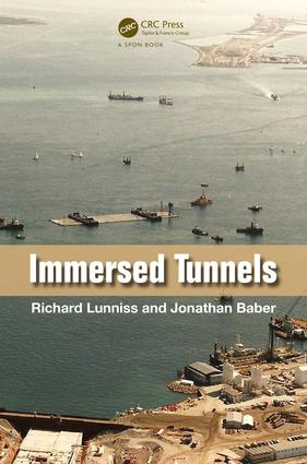 Immersed Tunnels: 1st Edition (e-Book) book cover