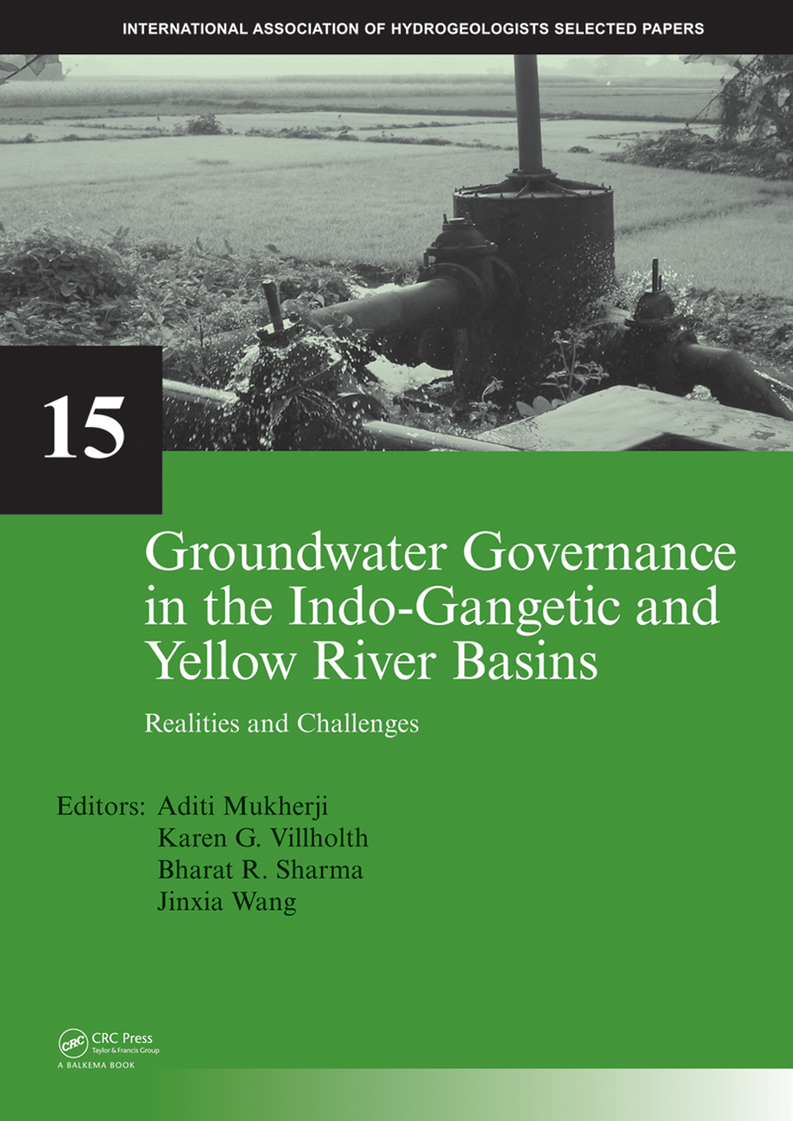 Agricultural groundwater issues in North China: A case study from Zhengzhou Municipal Area