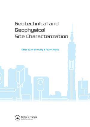 Geotechnical and Geophysical Site Characterization: Proceedings of the 3rd International Conference on Site Characterization (ISC'3, Taipei, Taiwan, 1-4 April 2008). BOOK Keynote papers (258 pages) + CD-ROM full papers (1508 pages), 1st Edition (e-Book) book cover