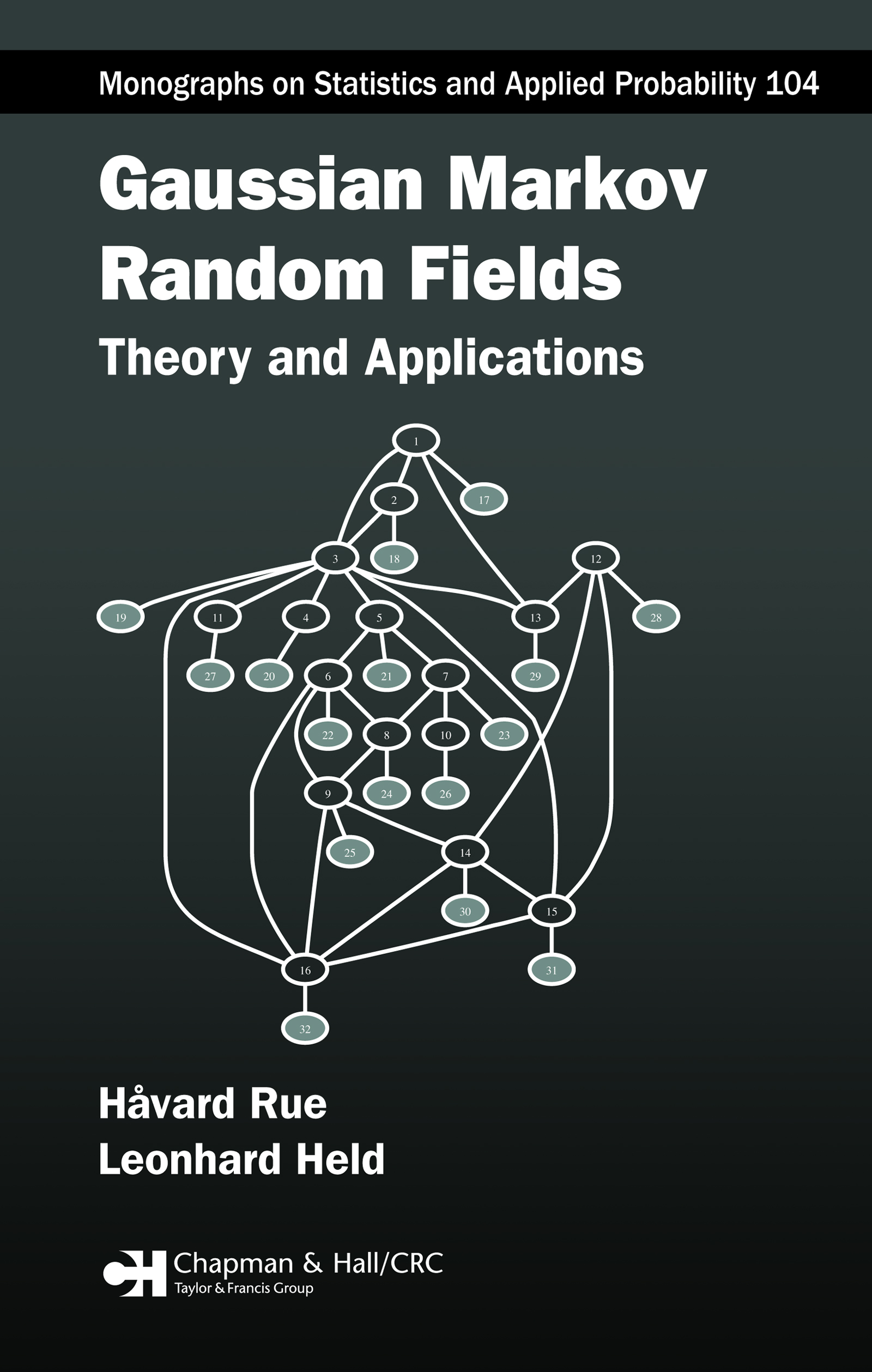 Gaussian Markov Random Fields: Theory and Applications, 1st Edition (e-Book) book cover
