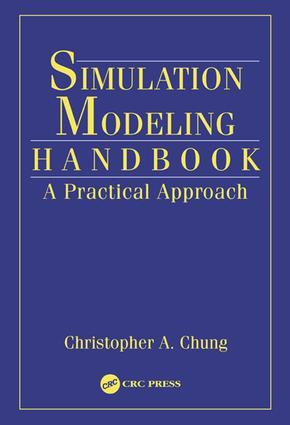 Simulation Modeling Handbook: A Practical Approach, 1st Edition (e-Book) book cover