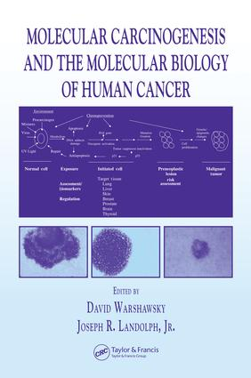 CH 13 Overview of Human Cancer Induction and Human Exposure to Carcinogens
