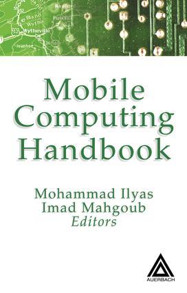 Mobile Computing Handbook: 1st Edition (e-Book) book cover