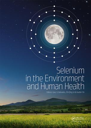 Selenium in the Environment and Human Health: 1st Edition (e-Book) book cover