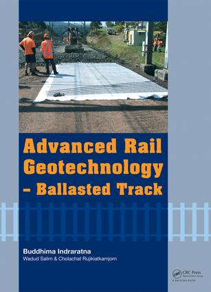 Behaviour of Ballast with and without Geosynthetics and EnergyAbsorbing Mats